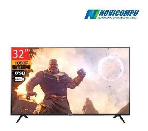 smat tv tcl 32 pul 2019, quad core, 8gb, full hd novicompu