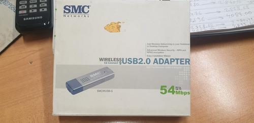 smc wireless usb2.0 adapter