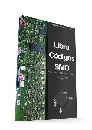 smd cómo identificar los códigos smd+3400 referencias