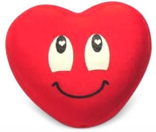 smile coraçõeszinhos apaixonado - com bolinhas de isopor!