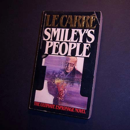 smiley's people . john le carré
