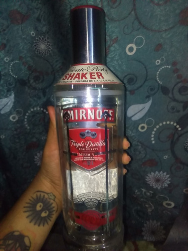 smirnoff private party shaker