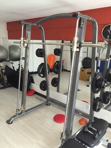 smith machine wellness