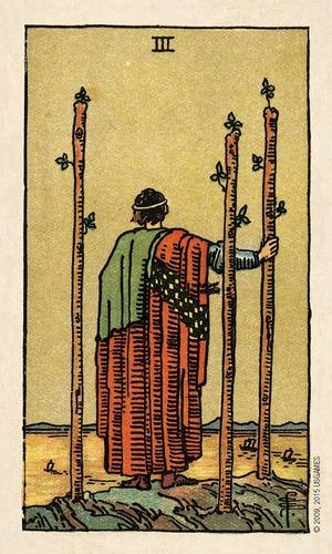 smith waite tarot deck, este tarot esta en ingles en latita