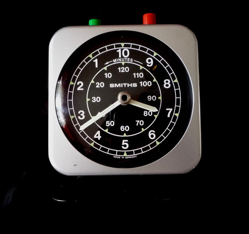 smiths timer revelado fotografia fotógrafo cronometro swt