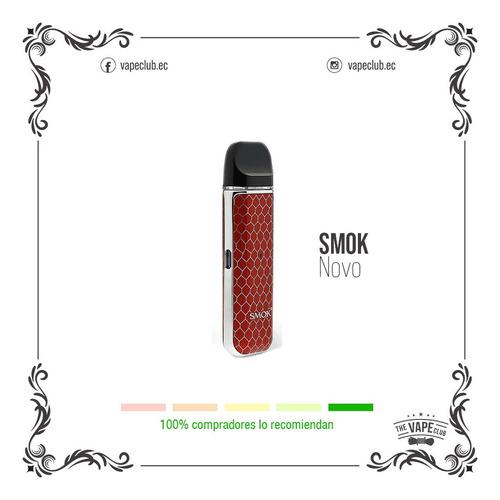 smok novo pod kit vape - cigarrillo electronico