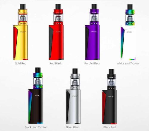 smok priv v8 vaporizador cigarrillo electrónico garantía