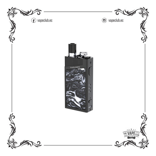 smok trinity alpha pod vape - cigarrillo electronico