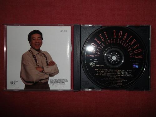 smokey robinson double good everything cd usa ed 1991 mdisk