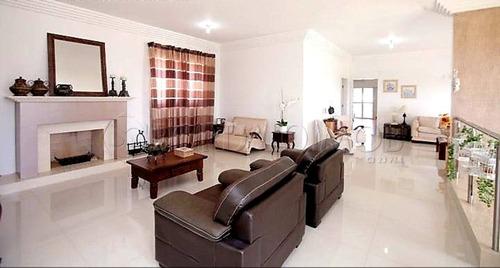 smpw, quadra 26, casa com 1150m² com 05 suítes, lazer completo, permuta. - villa115702