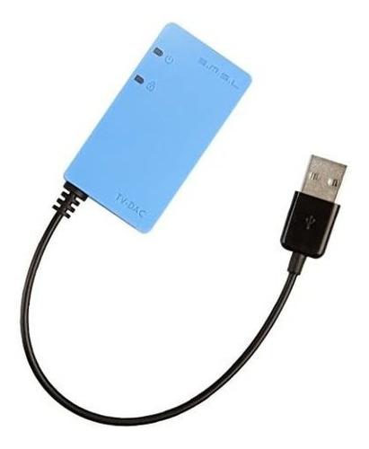 smsl audio tv-dac azul audio dac