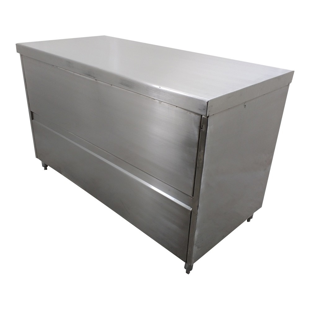Smx 36 gabinete seminuevo acero inoxidable mesa xxsem for Brochetas de acero inoxidable