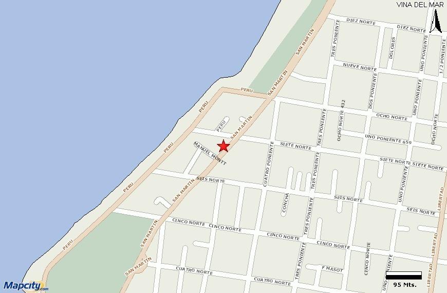 sn martin 575 vistamar de costado, lado playa, desde2 person