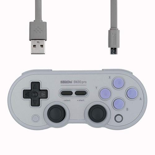 sn30 pro new model joystick 8bitdo nintendo switch // robok
