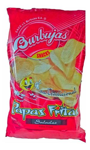 snack papas fritas bolson 600gr ideal fiestas la golosineria