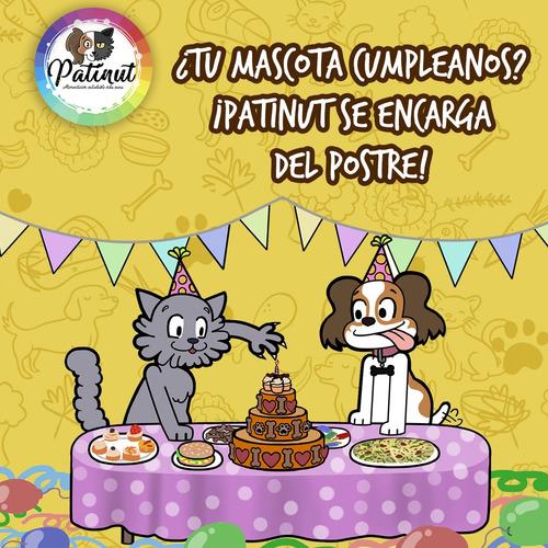 snack para mascotas