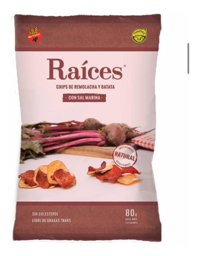 snacks batatitas, yukitas, papas rústicas