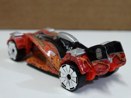 snake oiler race car - speed racer - hot wheels 1:64 - loose