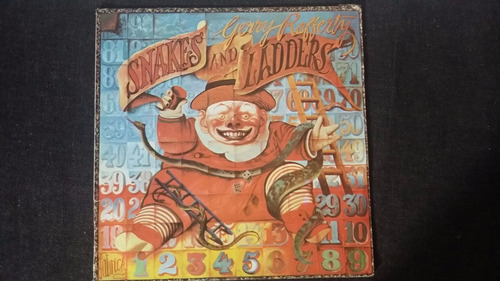 snakes and ladders gerry rafferty lp pop rock