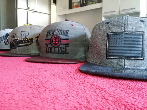 snap back classic heats (originais)
