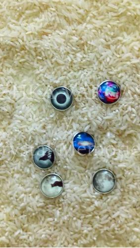 snap button botones personalizado 16mm (cabe en 18mm)