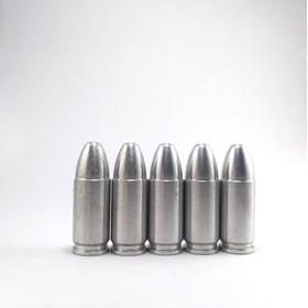 Snap Caps Munição De Manejo Tiro Seco Calibre 9mm Metal