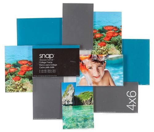 Snap Clear 3d Collage Frame, 10-opening - $ 1,624.47 en Mercado Libre
