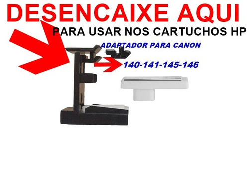 snap fill recarga cartucho canon 140 141 145 146 210 hp lex.