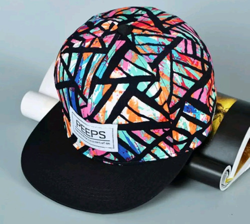 snapback gorra sombrero peeps