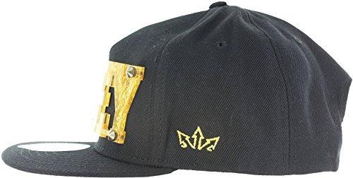 f3e289b0ea9 Snapback Letras 3d Rivet Bling Collection Plate Hiphop Hat P ...