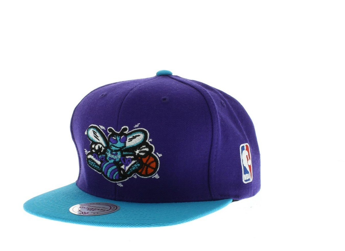 Snapback mitchell and ness charlotte hornets original envio cargando zoom  jpg 1200x872 Mitchell and ness snapback 8f2447929fd