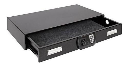 snapsafe 75401 under bed safe con cerradura electrónica neg