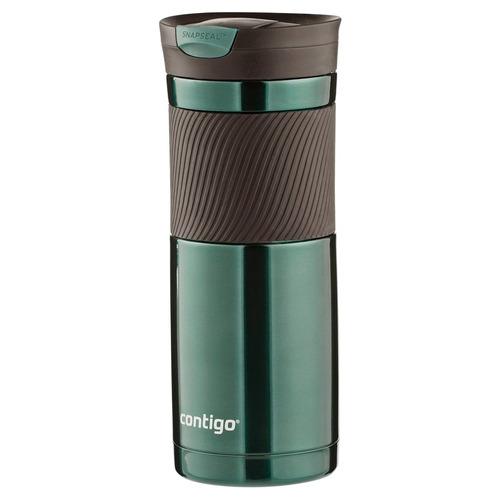 snapseal® byron acero inoxidable 20 oz color jade
