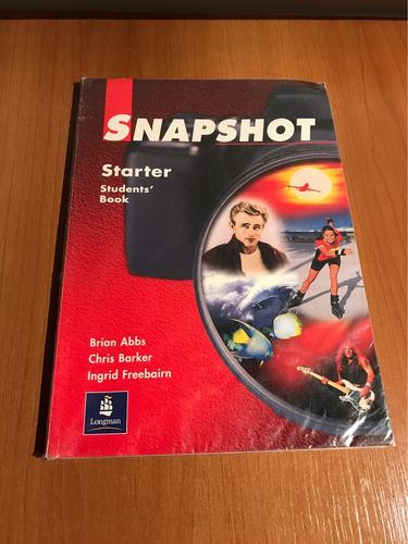 snapshot longman - starter - students book