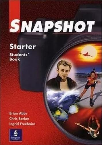 snapshot starter student's book - longman