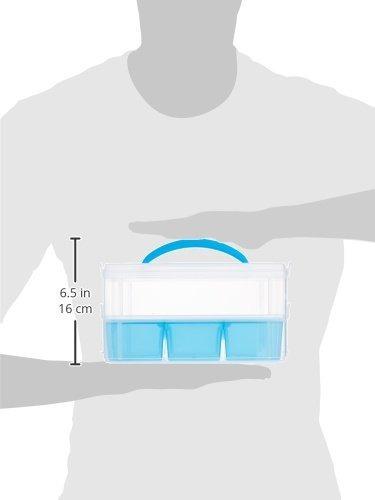 snapware chasquido ' n montón 6 pulgadas por contenedor de