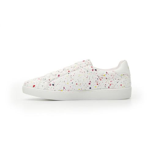 sneaker flexi dama 33515 blanco