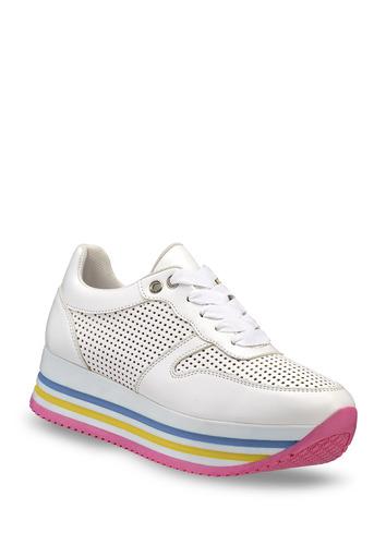 sneaker low top mujer blanco 2660806 andrea