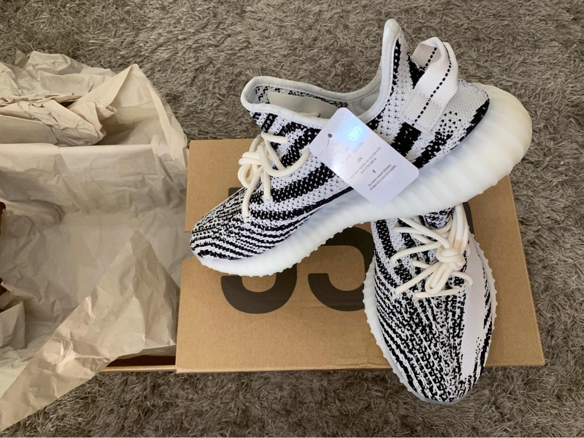 d0f3021a2ae sneakers adidas yeezy boost 350 zebra (originales). Cargando zoom.