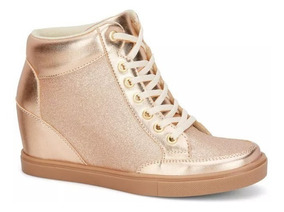 Sneakers Andrea Tacon Wedge 8cm Tipo Tenis 2625621 Mod. 9013
