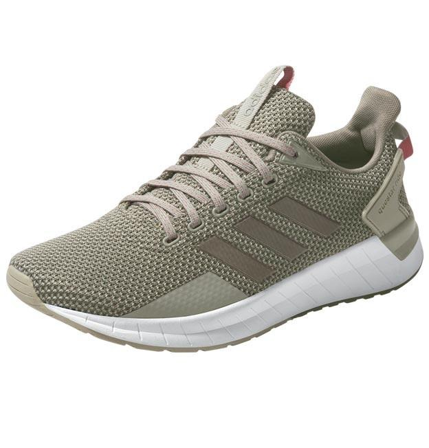 official photos aefd7 554a3 sneakers mujer adidas questar ride para running. verde olivo