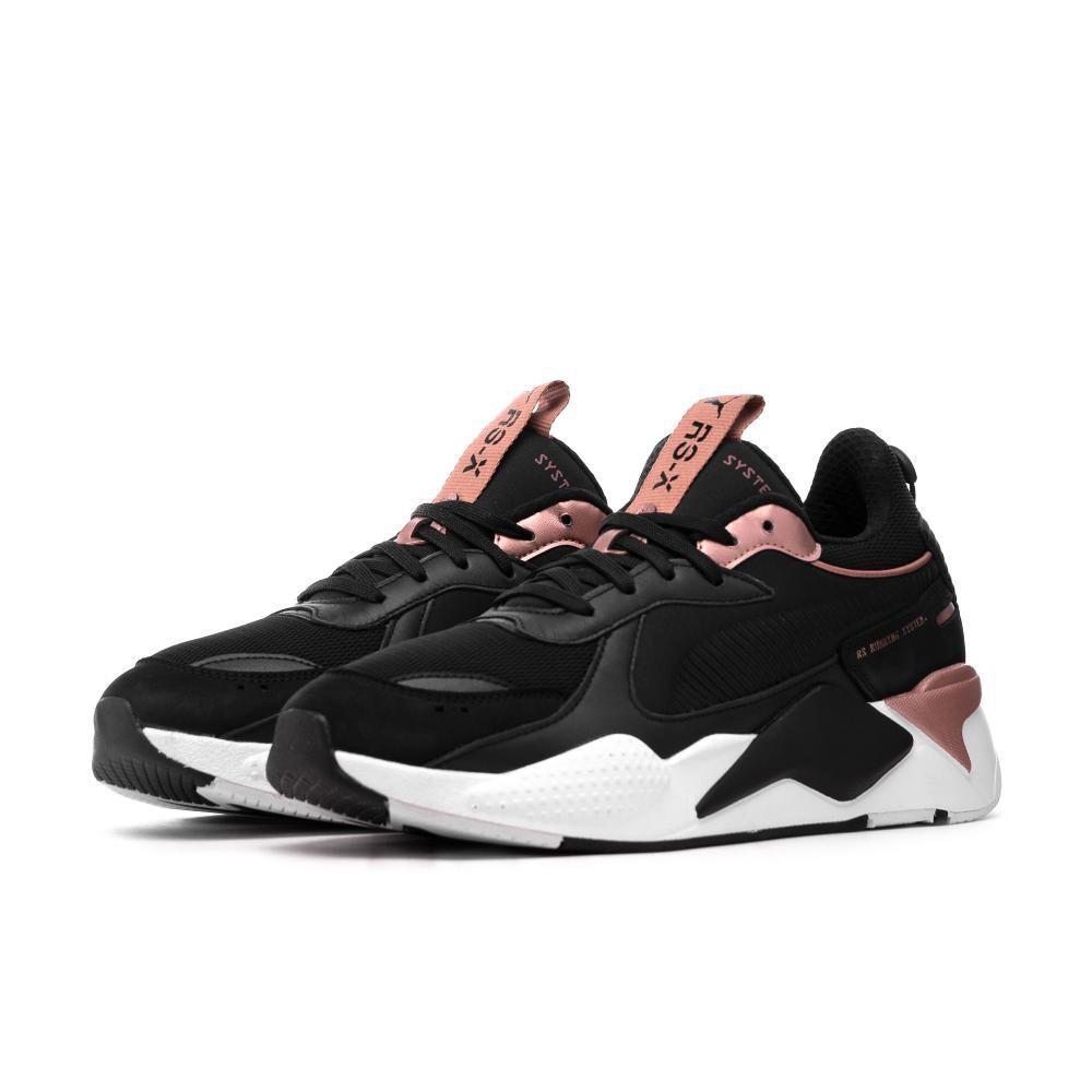 7ff626a3da3 sneakers puma rs-x trophy negro rosa talla 24mx. Cargando zoom.