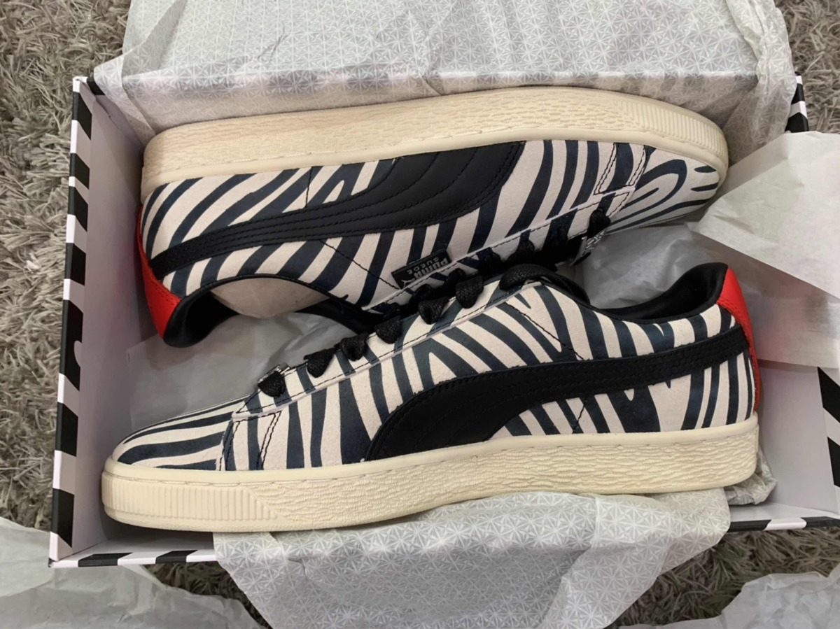 another chance 6fe50 3df8f Sneakers Puma Suede Paul Stanley (originales Comprobable)