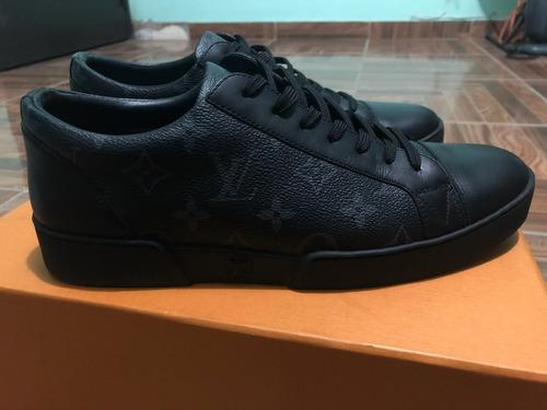 sneakers tenis louis vuitton 100% original remate $10999