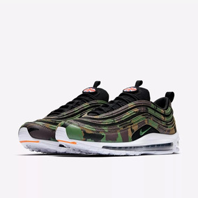 Sneakers Zapatilla Nike Air Max 97 Country Camo (uk)
