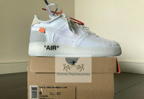 cheaper 76b6e 96199 Sneakers Zapatilla Nike Air Max Force One Low Off - White