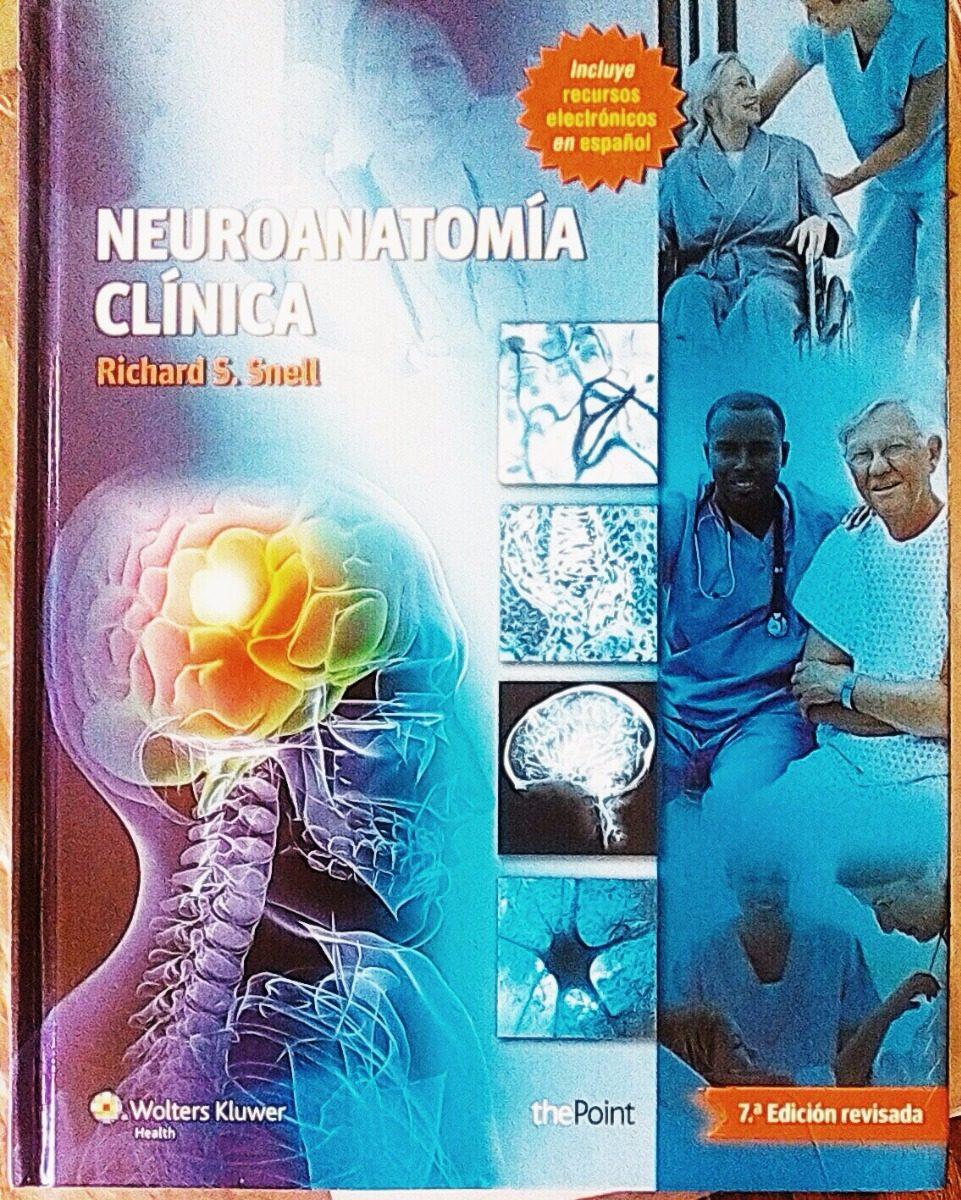 neuroanatomia de snell 7 edicion