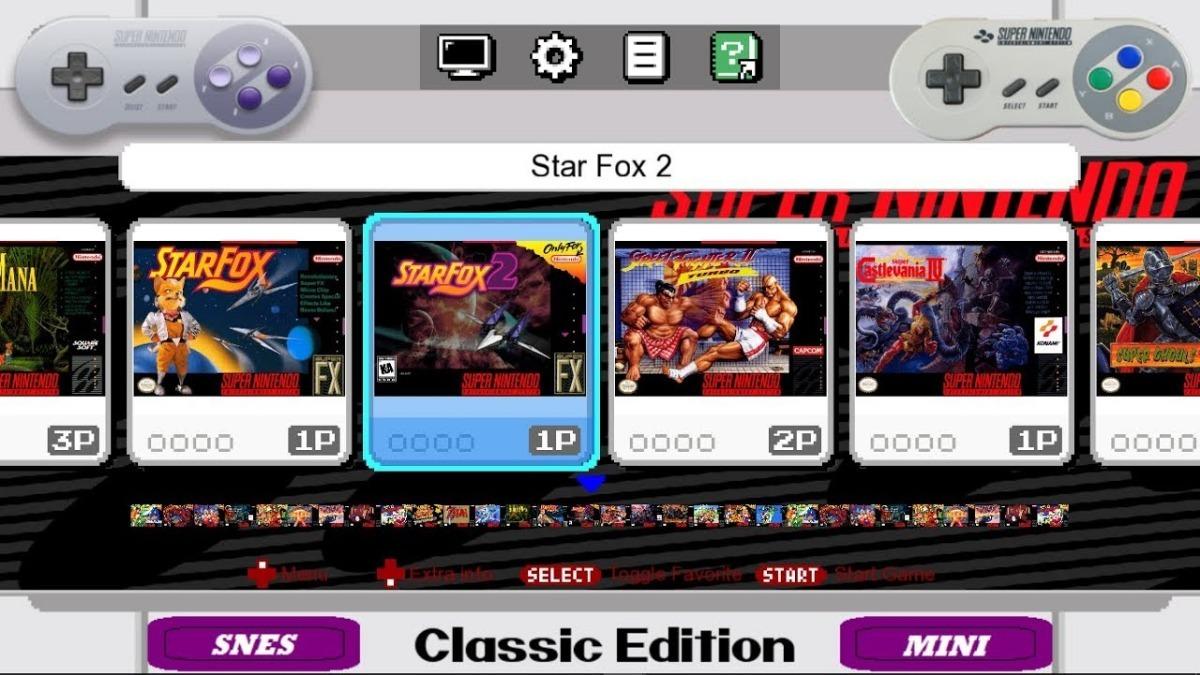 Snes Classic Edition Mini Com 800 Jogos No Seu Pc Oferta!