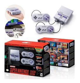 Club Nintendo Super Nes Snes Classic Controle - Super
