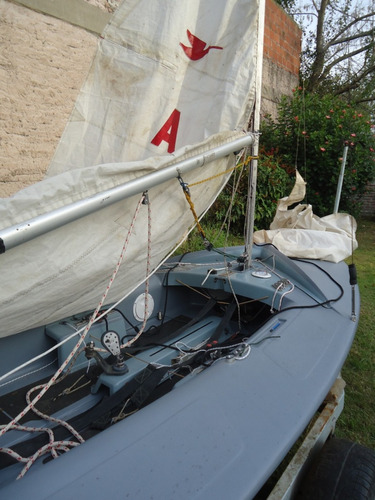 snipe velero olimpic